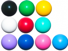 Jac Products 75mm Stage Chroma Juggling Ball